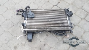 Radiator intercooler Saab